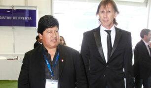 Hotel Country Club: Ricardo Gareca se habría reunido con Oviedo y Matute para ver su permanencia en FPF