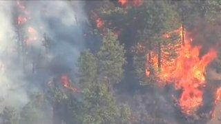 EEUU: Cientos de personas evacuan tras incendio forestal en Oregon