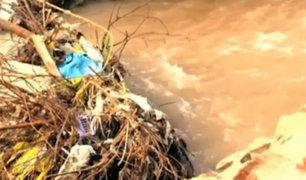 MINAM inicia campaña contra la contaminación del río Rímac