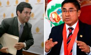 Audios CNM: Fiscal Gálvez habla con Hinostroza sobre un recurso de casación