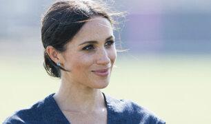 Inglaterra: Meghan Markle, duquesa de Sussex, cumplió 37 años