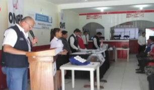 Elecciones en camino: ONPE realizó sorteo de miembros de mesa