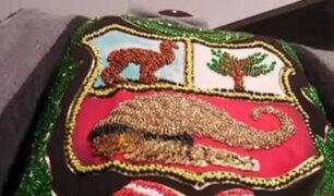 Perú está de moda: diseñadores confeccionan prendas con símbolos patrios