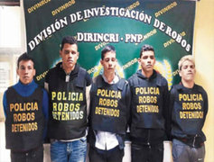 Venezolanos colaborarán con las autoridades para capturar a sus compatriotas