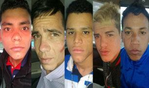 Miembros de red criminal más violenta de Venezuela está en Lima