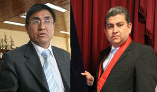 Congresistas se pronuncian tras caso que involucra en red de narcotráfico a Hinostroza y Ríos