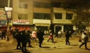 Comas: recuperan espacios invadidos por ambulantes hace más de 30 años
