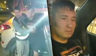 Carabayllo: detienen a ladrón que disparó a policía en Comas