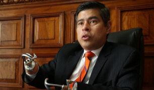 """Luis Galarreta sobre caso Keiko Fujimori: """"No hay ningún respeto al Estado de derecho"""""""