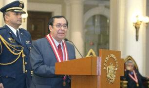 Presidente del PJ: Hay salas con récord de absoluciones en casos de corrupción