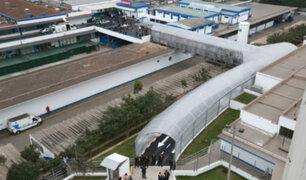 Essalud: inauguran corredor que une emergencias y UCI en hospital Rebagliati