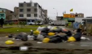 Contraloría de la República tomará medidas por acumulación de basura en VMT