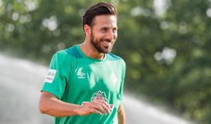 """Claudio Pizarro: """"El no ir al mundial fue lo más difícil que me ha tocado vivir"""""""
