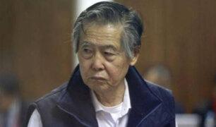 Constitucionalista analiza anulación de indulto humanitario a Alberto Fujimori