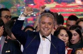 Iván Duque Márquez asumió la presidencia de Colombia