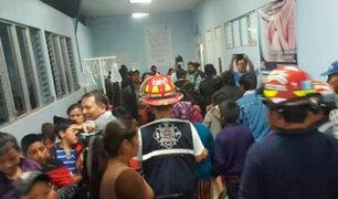 Se elevó a diez la cifra de muertos por intoxicación masiva en Ayacucho