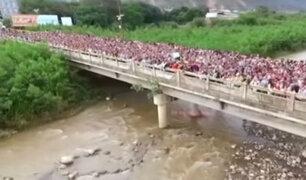 3 500 venezolanos ingresan diariamente de forma regular al Perú