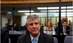 Argentina: condenan casi 6 años a exvicepresidente Amado Boubou