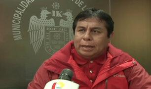 Alcalde de SJL se pronunció por caso de terreno presuntamente adquirido por Richard Acuña
