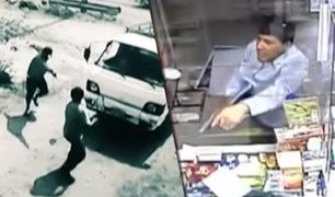 Pandilleros y asaltantes siembran el pánico en las calles de San Juan de Lurigancho