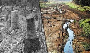 Planeta en crisis: ¿Hemos agotado todos los recursos de nuestro mundo?