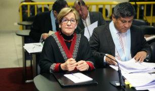 Susana Villarán: reprograman audiencia por pedido de comparecencia restringida
