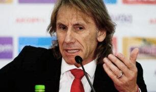 Gareca, Farfán y Advíncula hablan sobre derrota en amistoso con Alemania