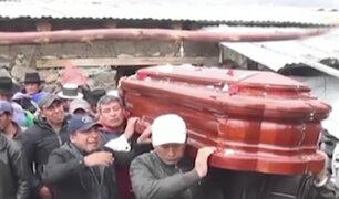 Ayacucho: intoxicación masiva sería por inhalación de antimonio
