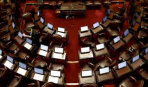 Senado Argentino debate sobre la legalización del aborto