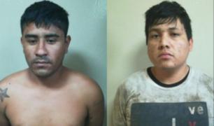 Detienen a sujetos que asaltaron sede del Banco de la Nación en Trujillo