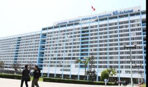 Hospital Rebagliati puso a disposición de la policía a sospechoso de feminicidio