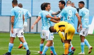 Torneo Apertura: Sporting Cristal venció 4-0 a Cantolao por novena fecha