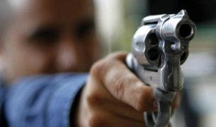 La Libertad: taxista muere tras recibir siete impactos de bala