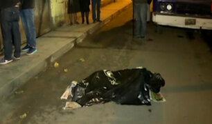 Ciudadano venezolano es asesinado a balazos en El Agustino