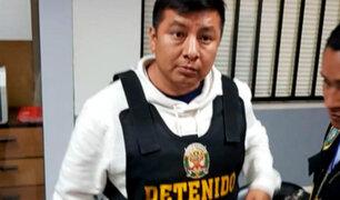 'Los Intocables Ediles': presunto financista permanece detenido en Prefectura de Lima