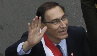 Pulso Perú: aprobación del presidente Martín Vizcarra subió al 49%