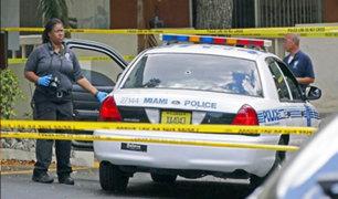 EEUU: tiroteo terminó con un evento escolar en Florida