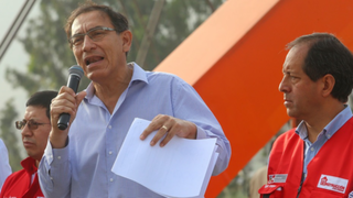 Presidente Vizcarra confía que Congreso apoyará reformas judiciales y políticas