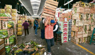 Mercado de Frutas sería rematado por deuda a Caja de Lima