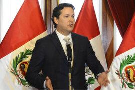 Daniel Salaverry aclaró supuesta dilación de las reformas políticas