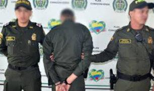 Capturan a falso policía de la Dirandro
