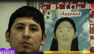 Lo separaron de su hermano tras la muerte de su madre ahora pide ayuda para encontrarlo