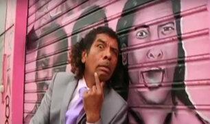 Retratan los rostros de Kike Suero y Cachay en los murales del Callao