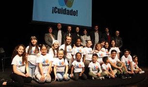 Campaña 'Cuidado', música y baile para prevenir el abuso sexual infantil