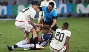 Íntimos y Cremas empataron en un partido con mucho roce
