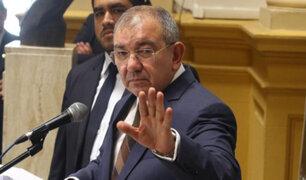 Reacciones tras renuncia de José Cevasco al cargo de oficial mayor del Congreso