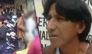 San Juan de Miraflores: detienen a sujeto por realizar tocamientos indebidos a mujeres
