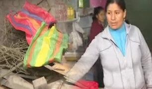 Santa Rosa: roban 30 mil soles que comerciante enterró en su jardín