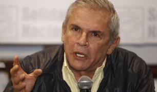 """Luis Castañeda: """"Quieren manchar a Solidaridad Nacional"""""""