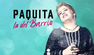 Paquita la del Barrio: ¡Las verdades bien cantadas suenan en Panamericana! [VIDEO]